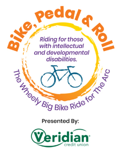 Bike, Pedal & Roll: The Wheely Big Bike Ride For The Arc