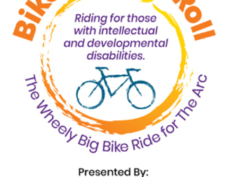 Search bike ride logo with veridian   vertical   rgb   web event