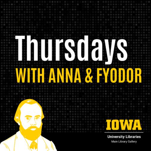 Thursdays with Anna & Fyodor