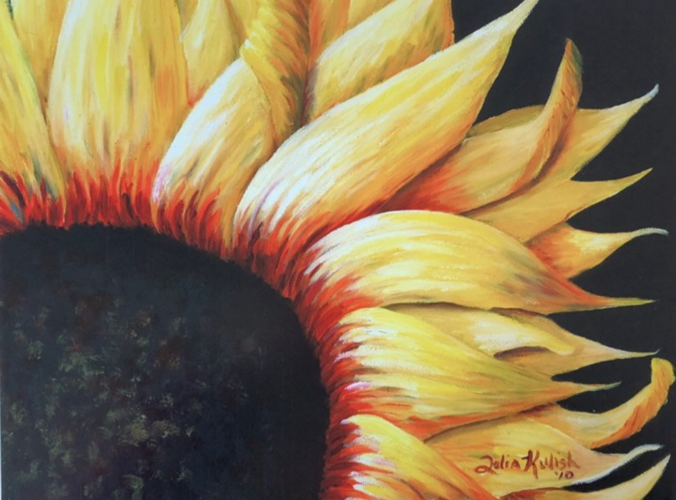 Beginning Oil Painting with Julia Kulish