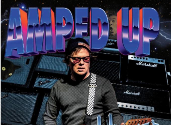 Amped Up with Brook Hoover