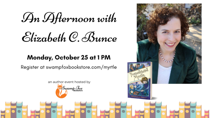 An Afternoon with Elizabeth C. Bunce