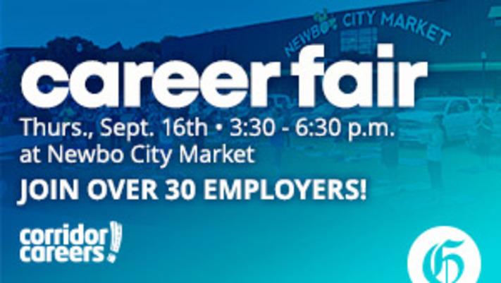 Corridor Careers -Fall Career Fair