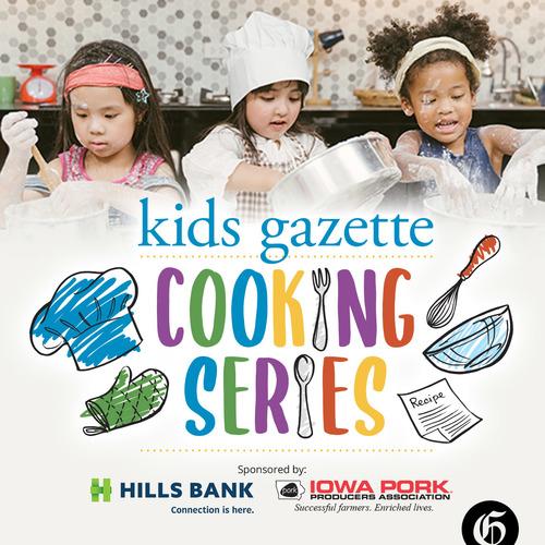 Kids Gazette Cooking Series-October Edition