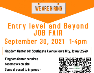 Search entry level and beyond job fair   made with postermywall  7