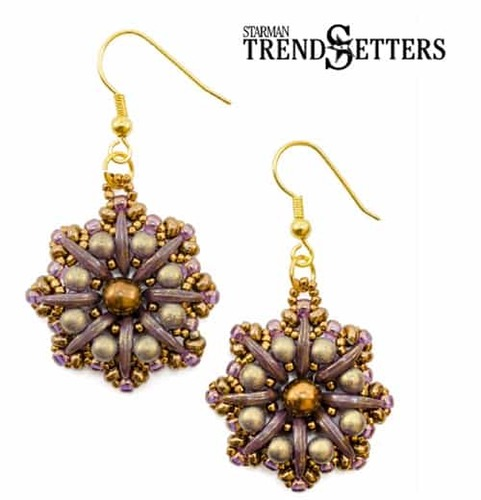 Gyrls Night Out:  Octavia Earrings