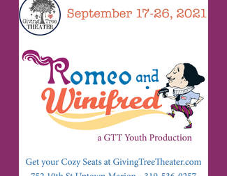 Search romeo   winifred poster