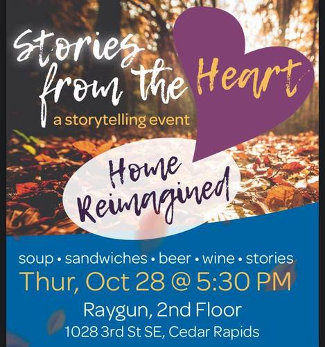 Stories from the Heart: Reimagining Home