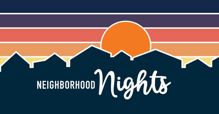 Neighborhood Nights - September