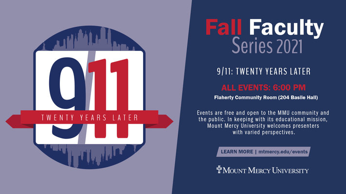 Fall Faculty Series: Heroism and Sacrifice After the Attack