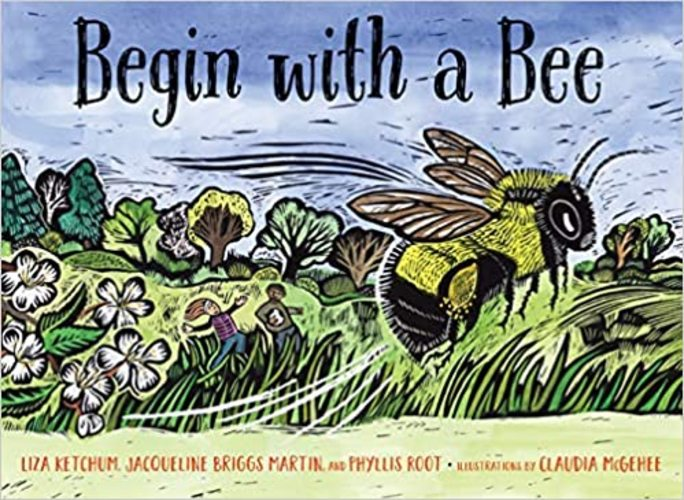 Begin with a Bee Family Field Day