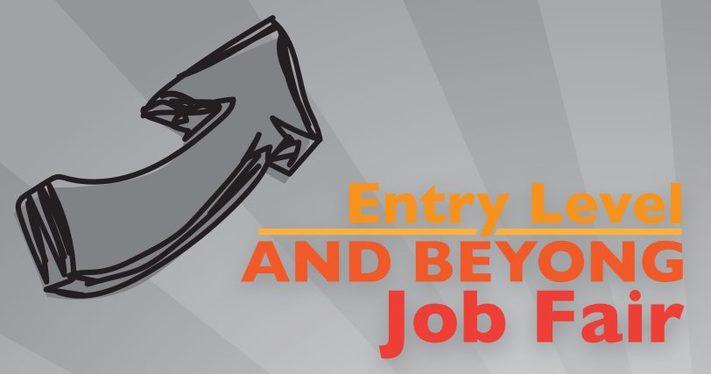 Entry Level and Beyond Job Fair