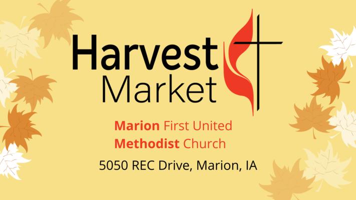 UMW Harvest Market & Luncheon