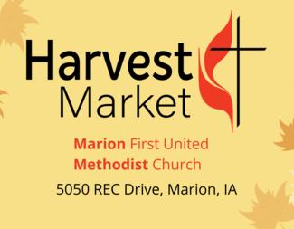 Search harvest market fb event