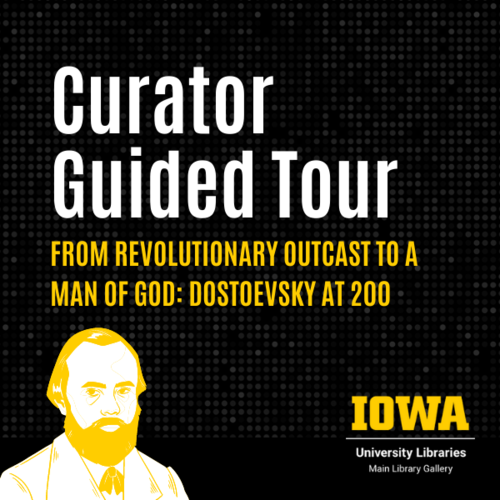 Curator Guided Tour with Dr. Anna Barker