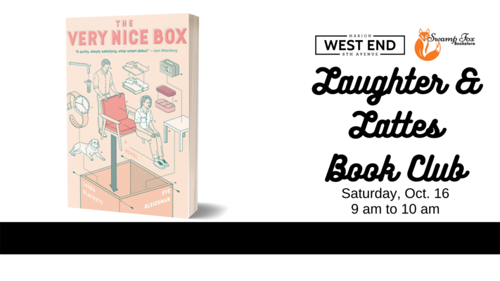 Laughter & Lattes Book Club