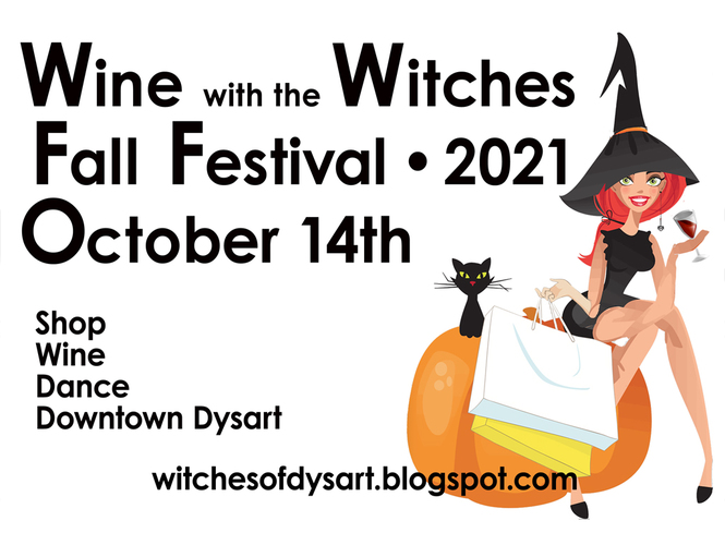 Dysart Wine with the Witches Fall Festival
