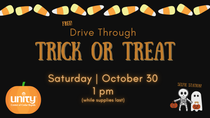 Trick or Treat Drive-through