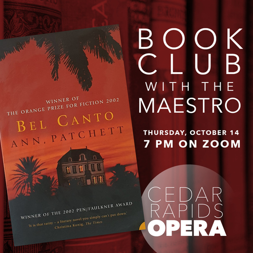 Book Club with the Maestro: Bel Canto