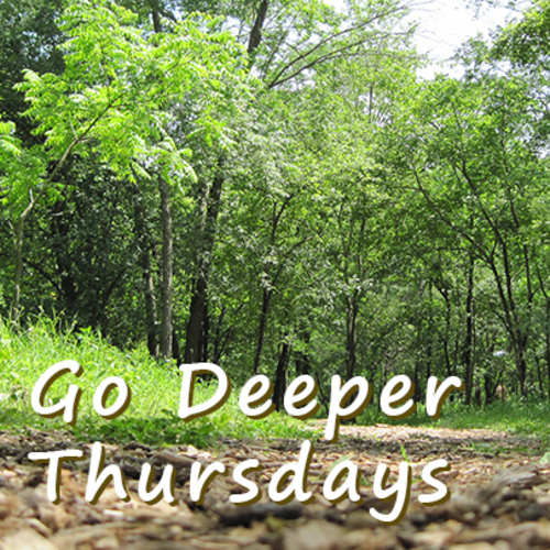 Go Deeper Thursdays with Prairiewoods