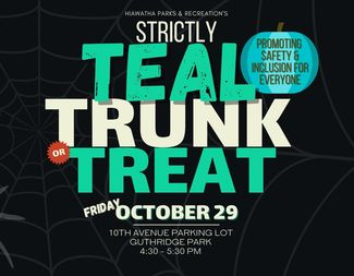 Search teal trunk or treat 2021  facebook event cover   1