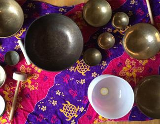 Search singing bowls