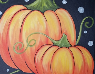 Search autumn pumpkins