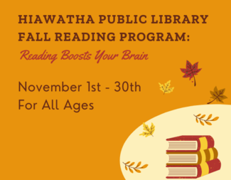 Search  fall reading program revamp
