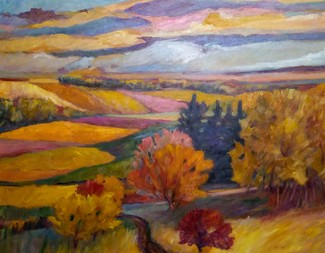 Search yellow fields  36x36  oil