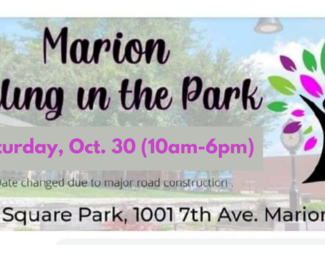 Search marion event pg cover
