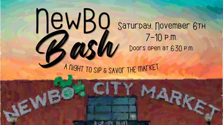 NewBo Bash 2021: A Night to Sip & Savor the Market