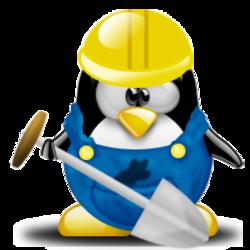 Tux worker