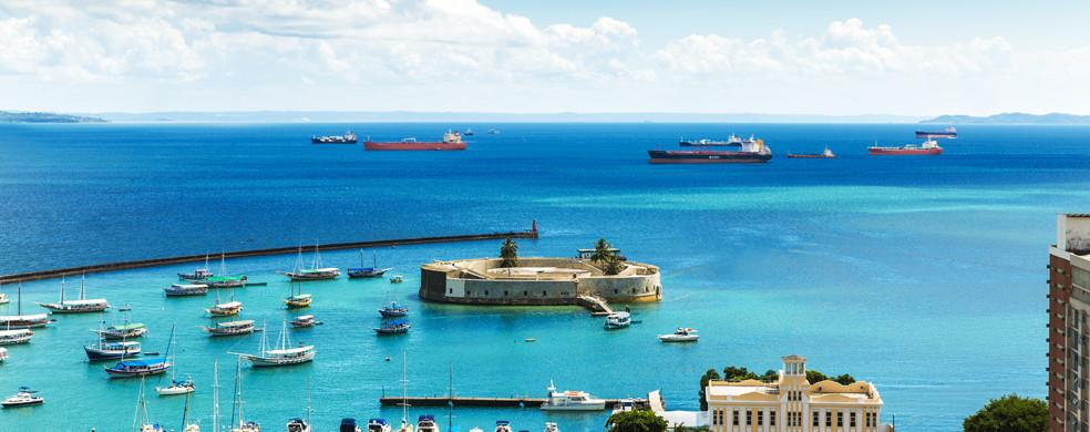 Hoteles En Salvador Bahia En 12 Cuotas En Avantrip Com