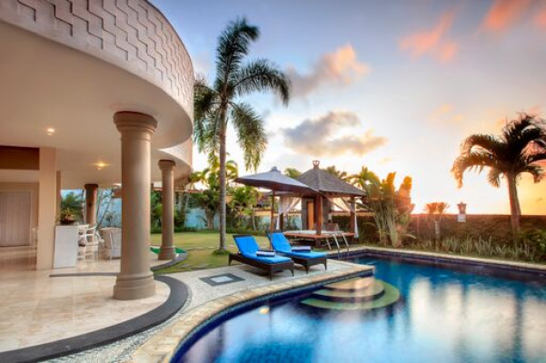 Two Bedrooms Pool Villa with Hill View