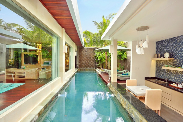 Spearmint - One Bedroom Private Pool Villa