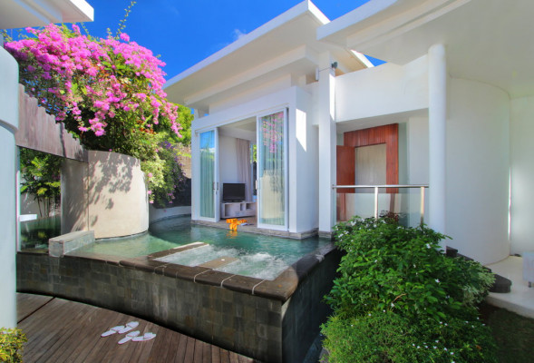 One Bedroom Private Pool Villa with Free Benefits