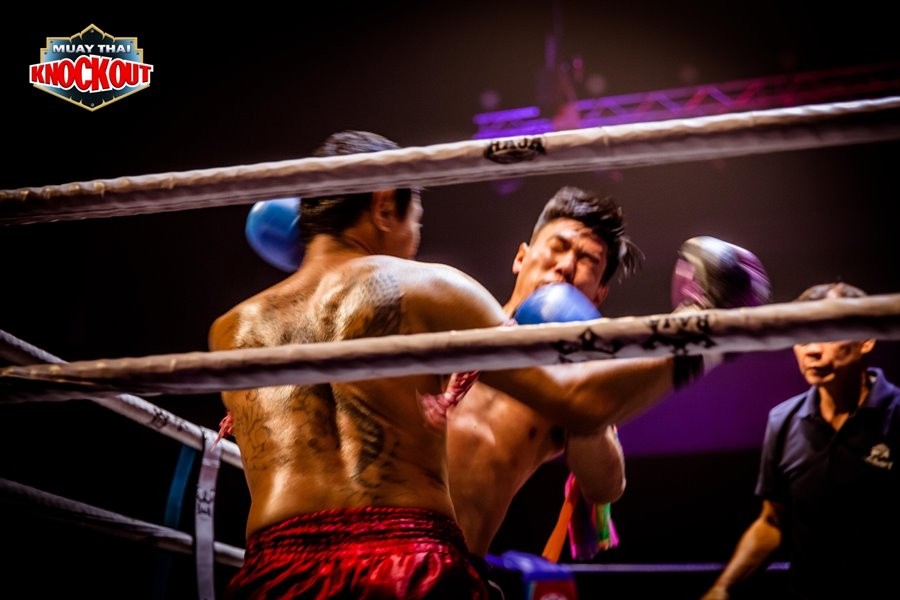 Muay Thai Knock Out Asiatique