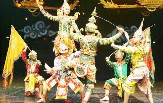 Thai Alangkarn Theater Pattaya