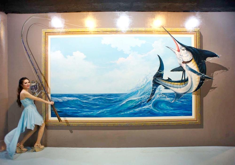 พิพิธภัณฑ์ภาพวาด 3 มิติ เชียงใหม่