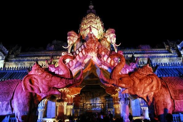 Phuket Fantasea (Worldwide except ASEAN, Korea, China, Hong Kong, Taiwan, Macau)