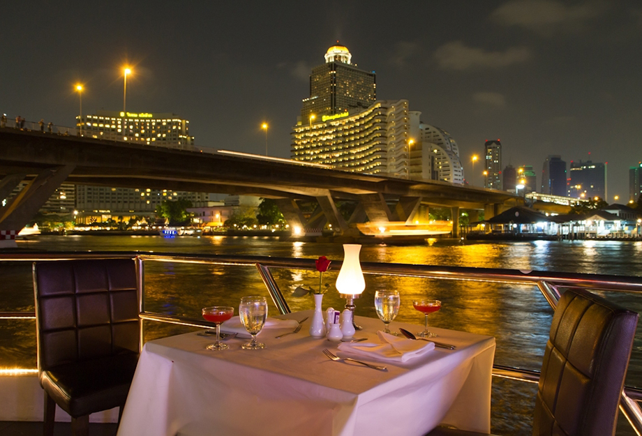 Chao Phraya Princess Cruise