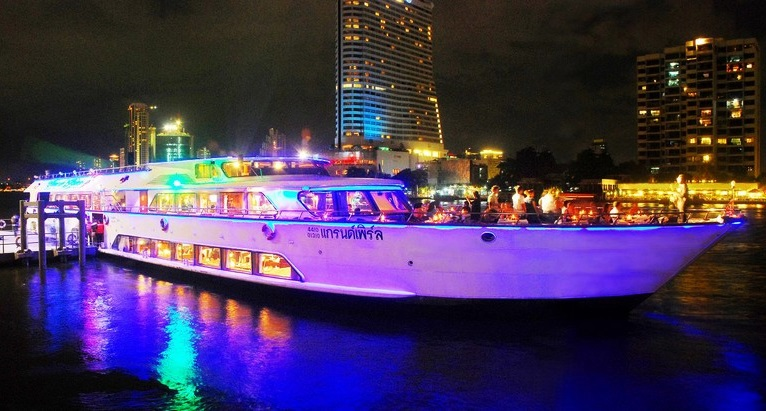 Grand Pearl Cruise Bangkok