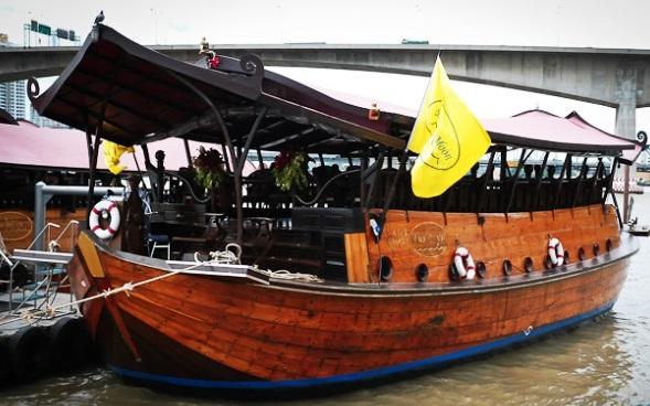 ล่องเรือ มโนราห์