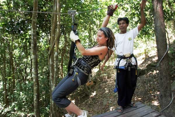 Cable Rides Asia Pattaya