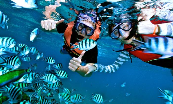Koh Tan & Koh Madsum Snorkeling & Sightseeing & Kayaking Tour