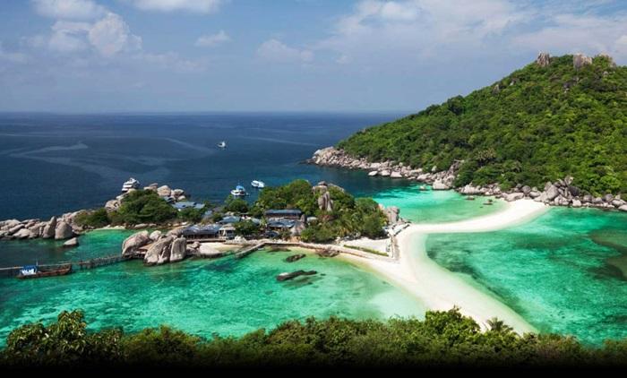 ทัวร์เกาะเต่า - เกาะนางยวน (เรือสปีดโบ๊ท)