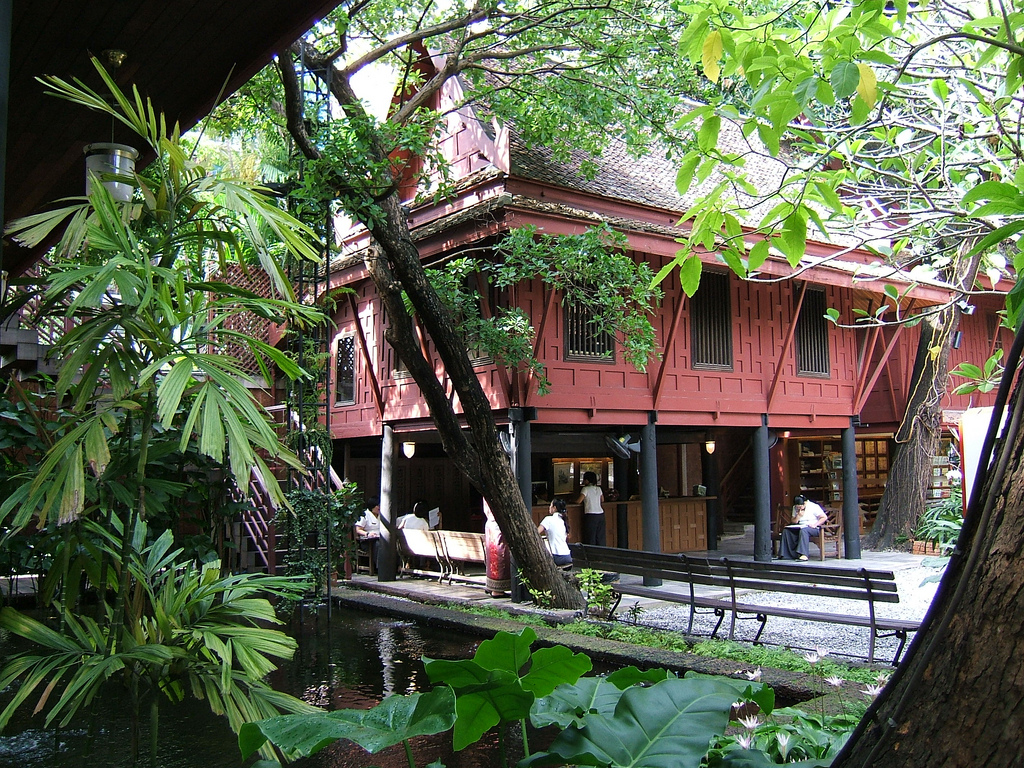 Jim Thompson House and Suan Pakkad Palace Tour