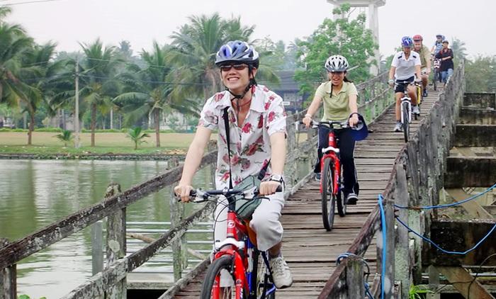 Koh Kred Cycling Tour