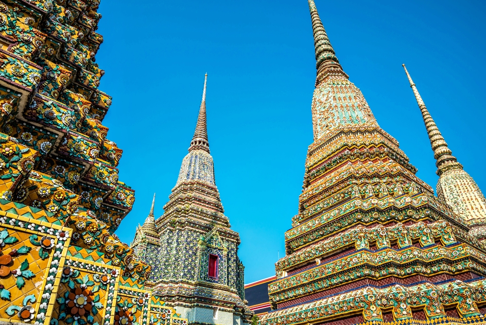 Temples and Bangkok City Tour