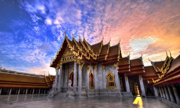 The Landmark of Bangkok Tour